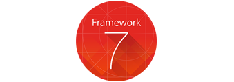 App Frontend Development Software - Framework 7 Logo